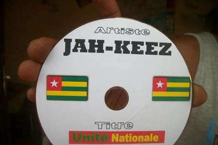 Le CD de Jah-Keez