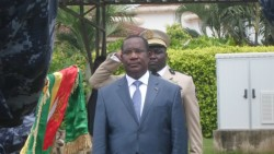 Le nouveau PM, Komi Selom Klassou
