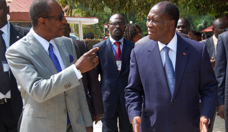 Guinée: manifestation contre le 3e mandat de Alpha Condé