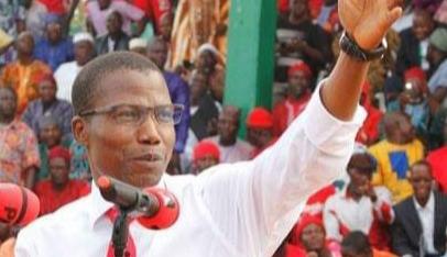 Togo: le nouvel an  est juste symbolique, Tikpi Atchadam