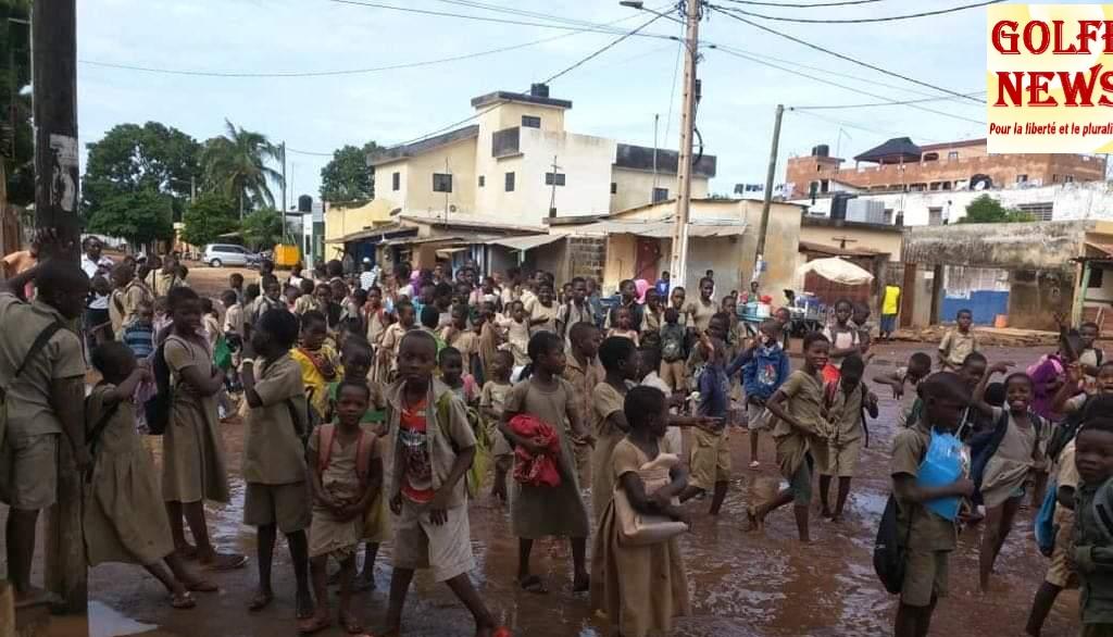Togo: c'est la fin des belles vacances