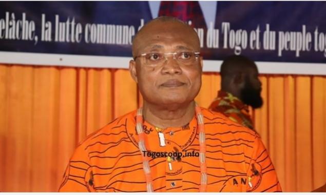 Togo: Jean Pierre Fabre annonce sa candidature à la présidentielle de 2020
