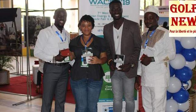 Togo: Gaffan Amoussou lauréat du Wacce challenge