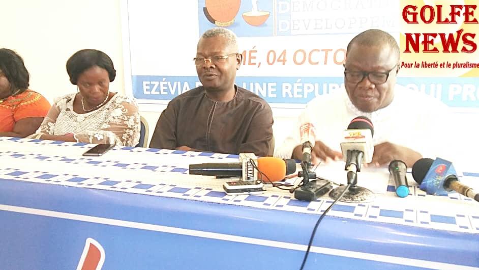 Présidentielle de 2020 au Togo: «nous ne sommes pas sûr que le code électoral qui vient d'être voté règle les problèmes», Gérard Adja