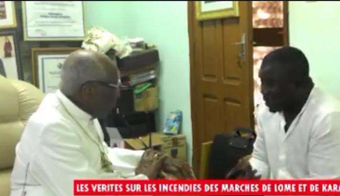 Togo: Mohammed Loum fait de graves révélations sur l'incendie des marchés de Lomé et de Kara