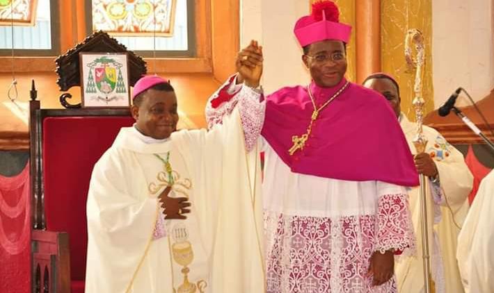 Togo: le nouvel archevêque de Lomé  a pris fonction