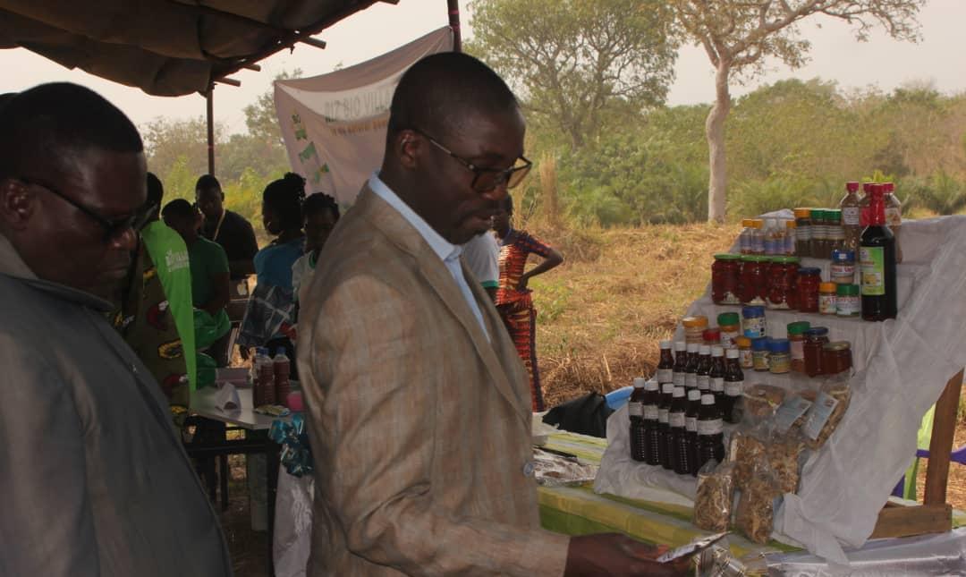 Togo: booster les chiffres d'affaires au forum des paysans