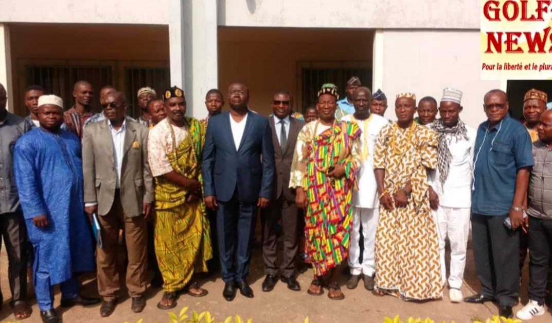 Togo: présidentielles 2020, les populations d'agoènyivé optent pour un climat de paix