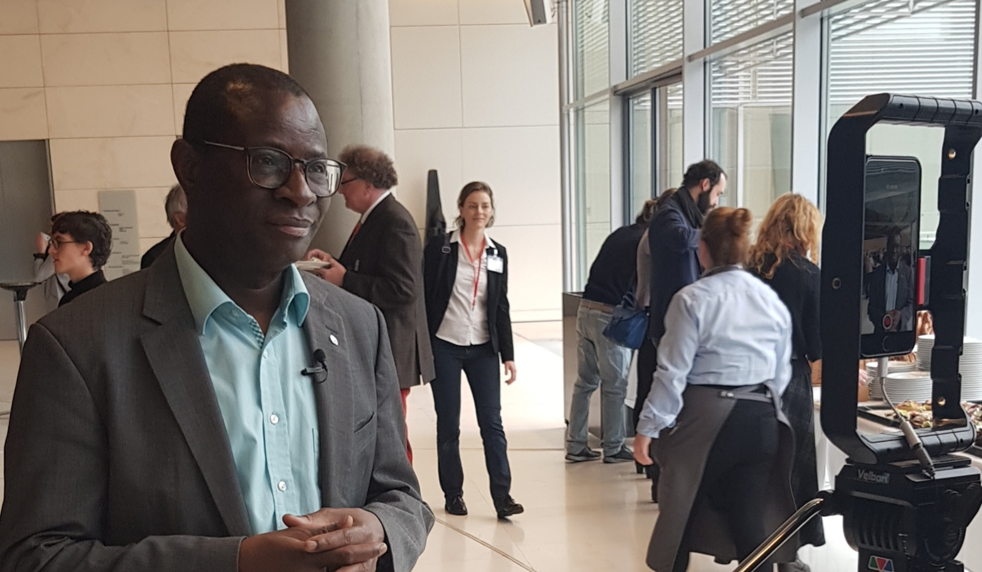 Allemagne: aggression de Karamba Diaby,  la diaspora  africaine est sous le choc