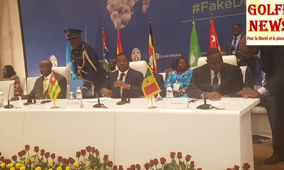 Togo: ouverture du sommet sur les faux médicaments