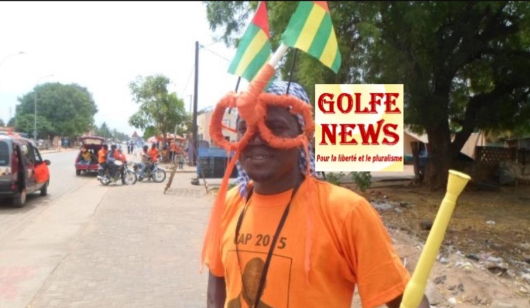 Togo: voeux de fin d´année,  une pensée compatissante de l´Anc aux  commerçants ruinés dans les incendies des marchés