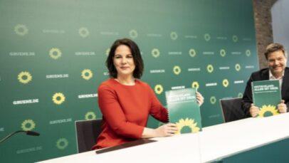 Annalena  Baerbock( Crédit  photo: grüne.de)