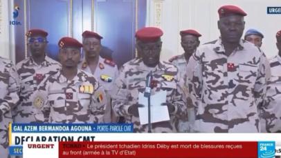 Tchad: Idriss Deby sera inhumé  ce vendredi