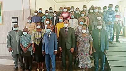 Togo: la restauration  des forêts naturelles