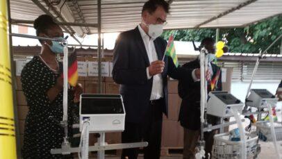 Togo: le ministre allemand Dr Gerd Müller à Lomé