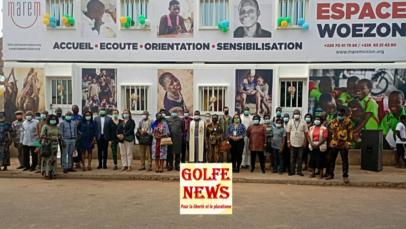 Togo: l'Ong Marem a désormais son siège