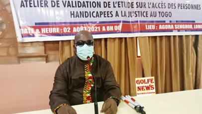 Togo: la Fetaph milite pour l'accès à la justice des personnes en situation d'un handicap