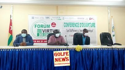 Togo: le numérique éducatif au cœur de la 3eme édition du Forum Virtuel des Edupreneurs