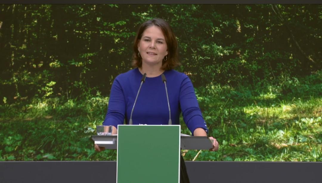 Présidentielle en Allemagne: le parti des verts propose