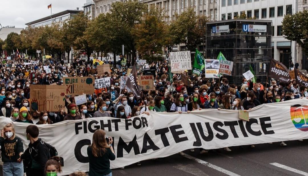 Allemagne: la justice pour le climat!