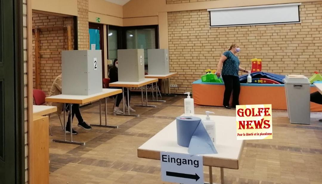 Allemagne: le  vote a commencé