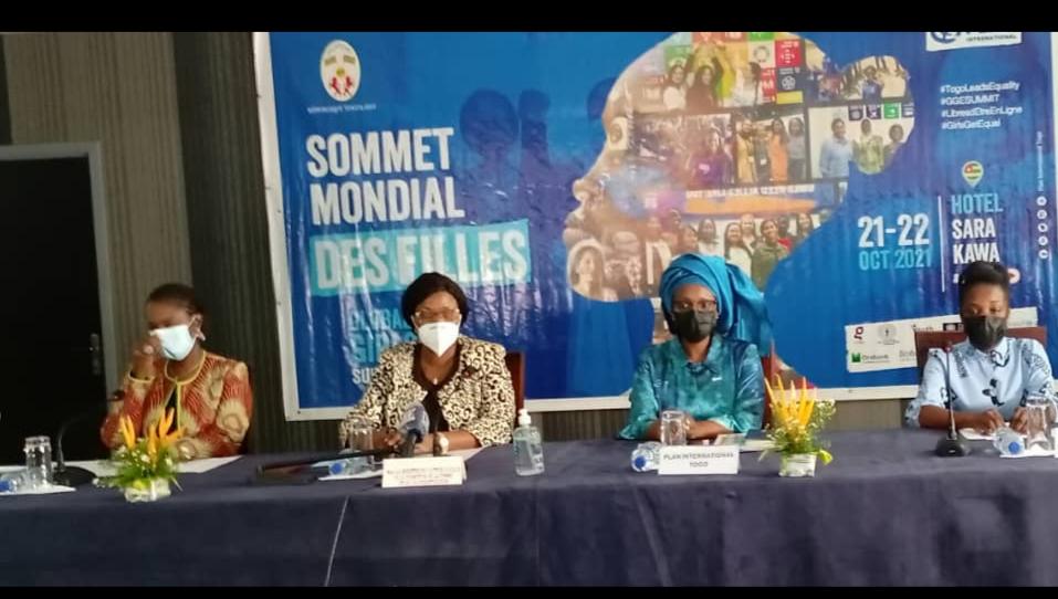 Togo: le sommet sur la jeune fille aura lieu à Lomé