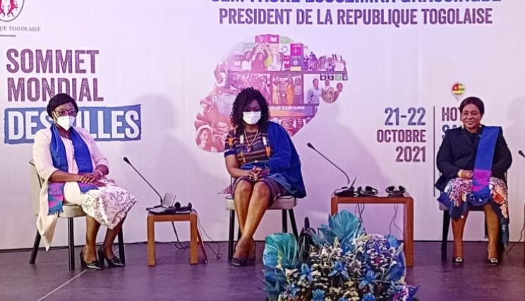Togo: tout pour l'épanouissement de la jeune fille